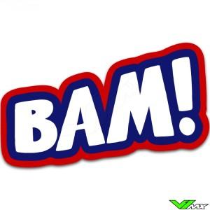 Bam! - butt patch
