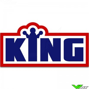 King - butt patch