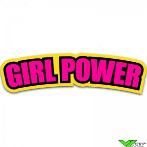 Girl Power - Butt-patch