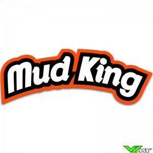 Mud King - butt patch