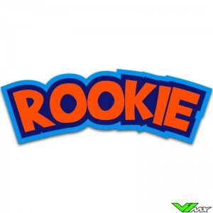 Rookie - Butt-patch