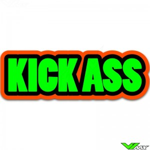 Kick Ass - butt patch