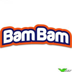 Bam Bam - butt patch