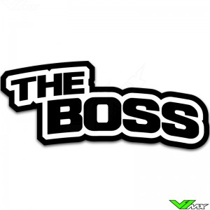 The Boss - butt patch