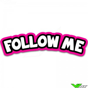Follow Me - butt patch