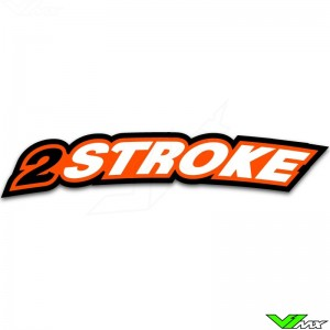 2 Stroke - butt patch