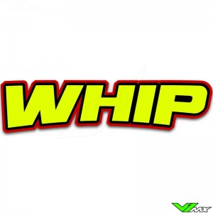 Whip - butt patch
