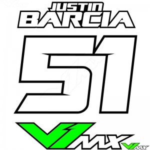 Style 01 - Motorcross shirt bedrukken (Naam + nummer)