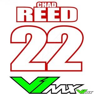 Style 03 - Motorcross shirt bedrukken (Naam + nummer)