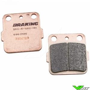 Brake pads Front/Rear Braking (Race) - Honda CR80 CR85 CRF150R Kawasaki KX65 KX80 KX85 KX100 Suzuki RM65 RM100 Yamaha YZ85