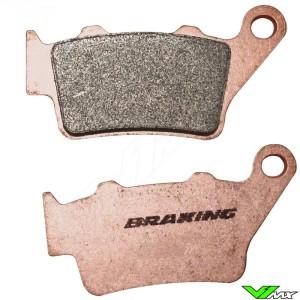 Brake pads Front Braking - Honda CR125 CR250 XR250R CR500 XR600R