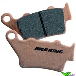 Brake pads Rear Braking (Race) - Honda Kawasaki Yamaha Suzuki TM GasGas Sherco