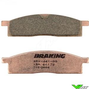 Brake pads Front Braking - Yamaha YZ80 YZ85 TT-R125LW