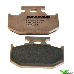 Brake pads Rear Braking - Kawasaki Suzuki Yamaha