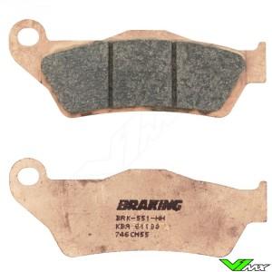 Brake pads Front Braking (Race) - KTM Husqvarna Husaberg Sherco TM GasGas