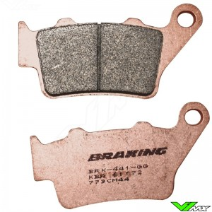 Brake pads Rear Braking (Race) - KTM Husqvarna Husaberg TM GasGas