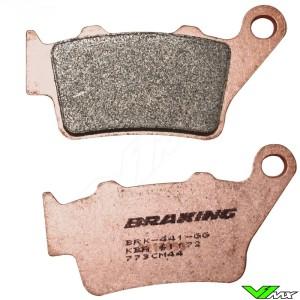 Brake pads Rear Braking - KTM Husqvarna Husaberg TM GasGas