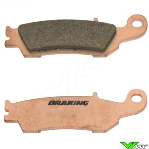 Brake pads Front Braking - Kawasaki KX80 KX85 KX100 Suzuki RM85 RM100