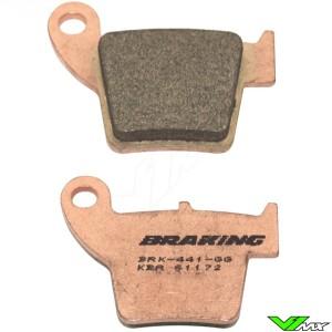 Remblokken Voor/Achter Braking (Race) - Honda CR125 CR250 CRF150R CRF250R CRF250X CRF450R CRF450X TM MX85