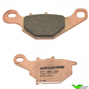 Brake pads Rear Braking - Suzuki RM85