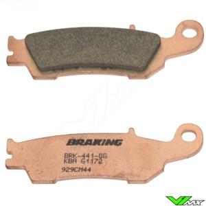 Remblokken Voor Braking - Yamaha WR450F YZ125 YZ250 YZ250X YZF250 YZF450