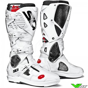 Sidi Crossfire 3 SRS Boots White