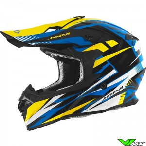 Jopa Hunter Legacy Helmet Blue / Yellow