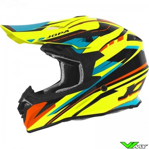Jopa Hunter Revolt Helmet Fluo Yellow / Orange