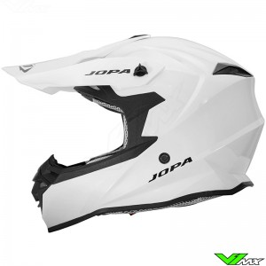 Jopa Hunter Helmet Solid White