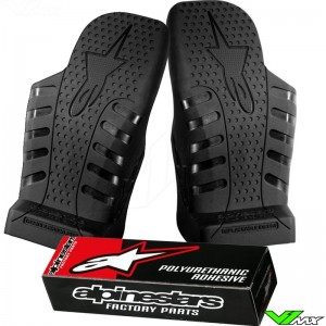 Alpinestars Tech 10 soles replaceable insert
