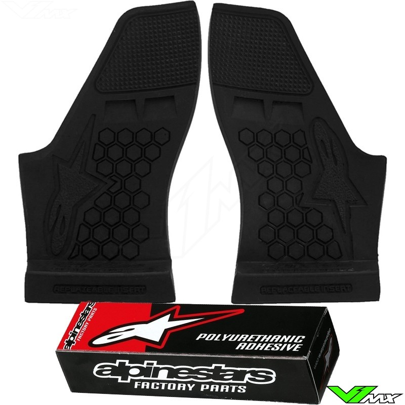 Alpinestars Tech 8 RS soles replaceable insert