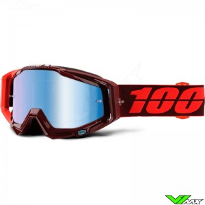 100% Racecraft Crossbril Kikass - Mirror Lens