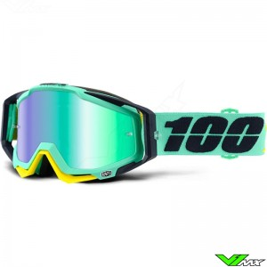 100% Racecraft Crossbril Kloog - Mirror Lens