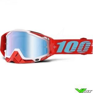 100% Racecraft Goggle Kepler - Mirror Lens