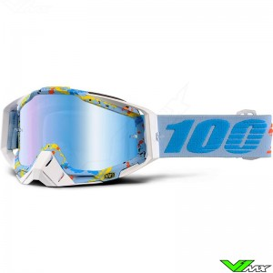 100% Racecraft Goggle Hyperloop - Mirror Lens
