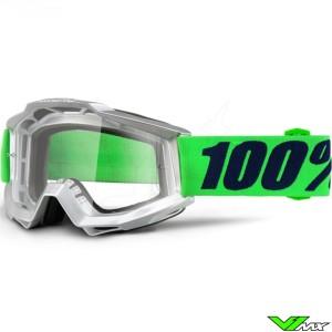 100% Accuri Goggle Nova - Clear Lens
