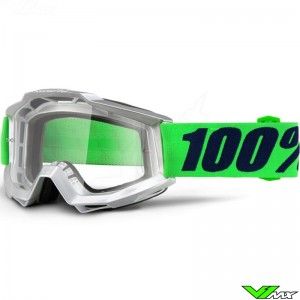 100% Accuri Crossbril Nova - Clear Lens