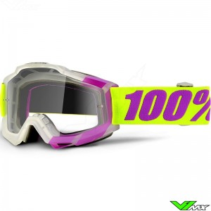 100% Accuri Crossbril Tootaloo - Clear Lens