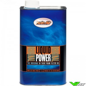 Twin Air Liquid Power Air Filter Oil - 1 Liter