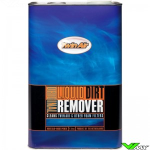 Liquid dirt remover - Twin Air - 4 Liter