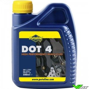 Putoline Dot 4 - 500ml