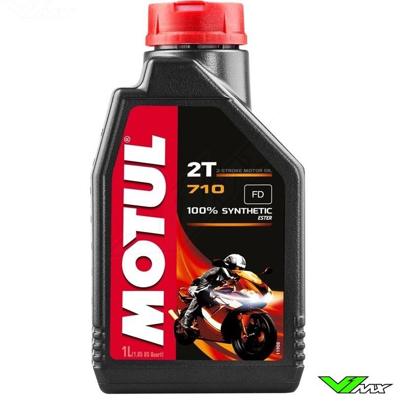 Motul 710 - 2 Takt olie - 1 Liter