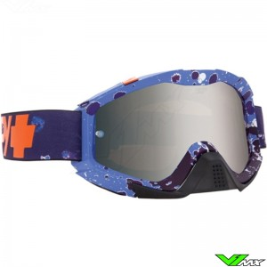 Spy Klutch MX goggles - Purple Roost