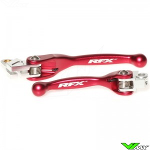 RFX Flexible clutch and brake lever set - Honda CR80 CR85 CR125 CR250 CRF150R