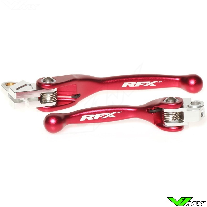 RFX Flexibele koppeling en rem hendel set - Honda CR80 CR85 CR125 CRF150 CR250