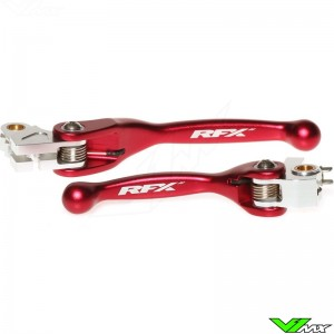 RFX Flexible clutch and brake lever set - Honda CRF250 CRF450