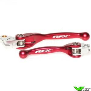 RFX Flexibele koppeling en rem hendel set - Honda CR125 CR250 CRF250 CRF450 CRF250X CRF450X