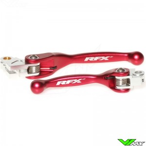 RFX Flexible clutch and brake lever set - Honda CR125 CR250 CRF250R CRF450R CRF250X CRF450X