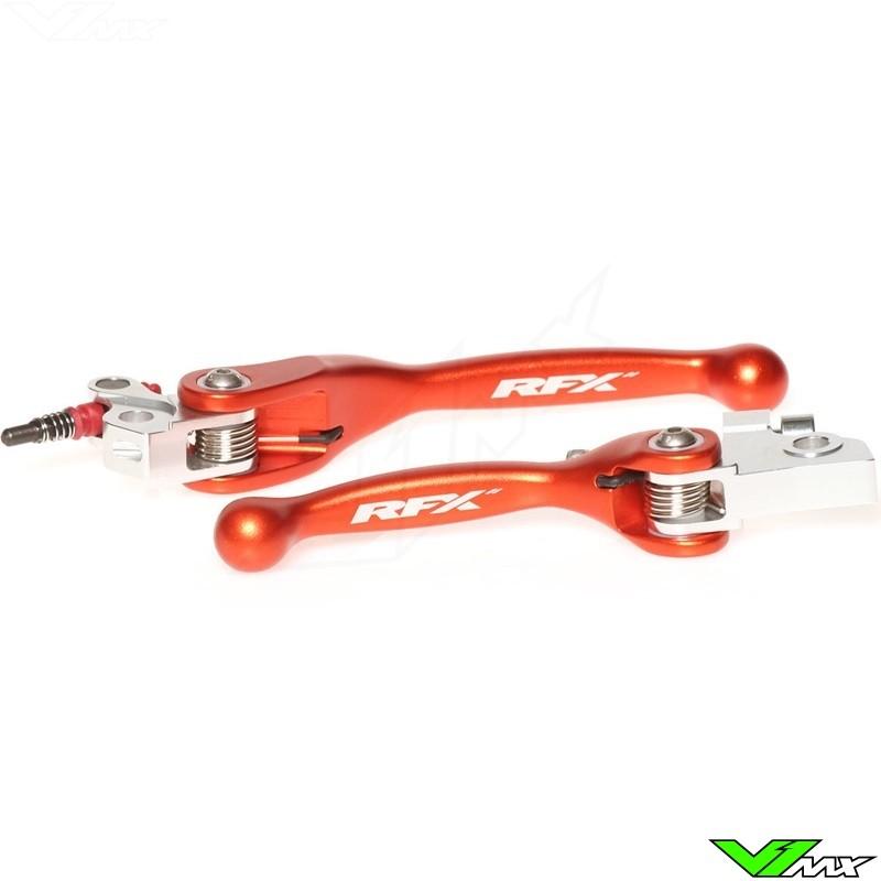 RFX Flexibele koppeling en rem hendel set - KTM 65SX 85SX