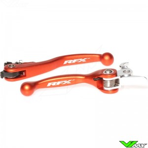 RFX Flexible clutch and brake lever set - KTM 125EXC 125SX 150SX 200SX 450SX-F 505SX-F